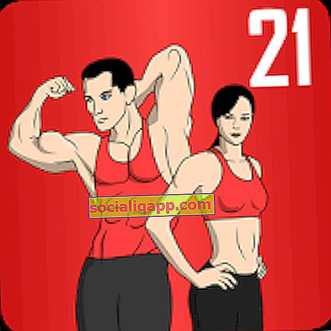 21 de o zi de pierdere în greutate aplicație provocare